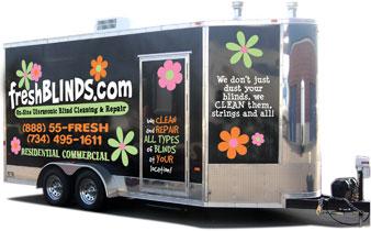 freshBLINDS trailer